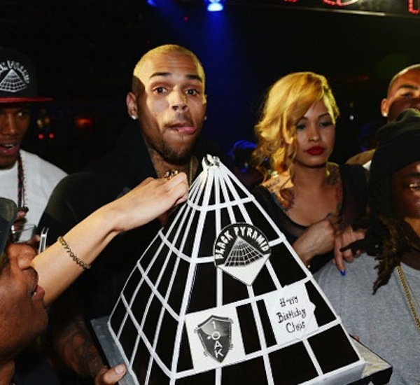 Birthday Dopeness Chris Brown Celebrates Birthday In Vegas Without