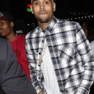 Chris Brown birthday party 2013