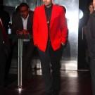 Chris Brown met gala