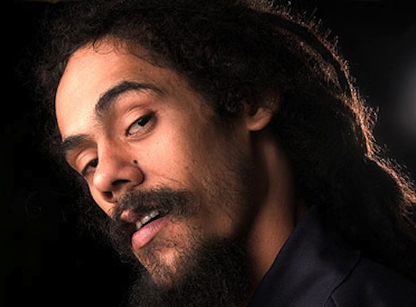 Damian Marley in 2005