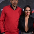 Gloria Govan and Matt Barnes fast 6 premiere