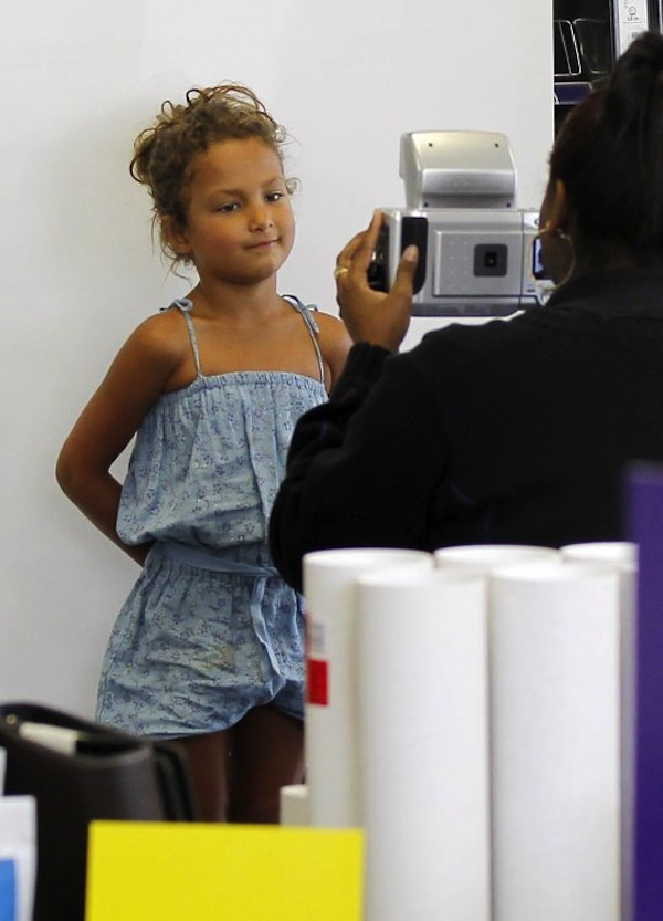 Halle Berry daughter nahla