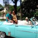Jay-Z and Beyonce Cuba 1