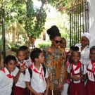 Jay-Z and Beyonce Cuba 2