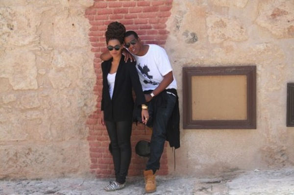 Jay-Z and Beyonce Cuba