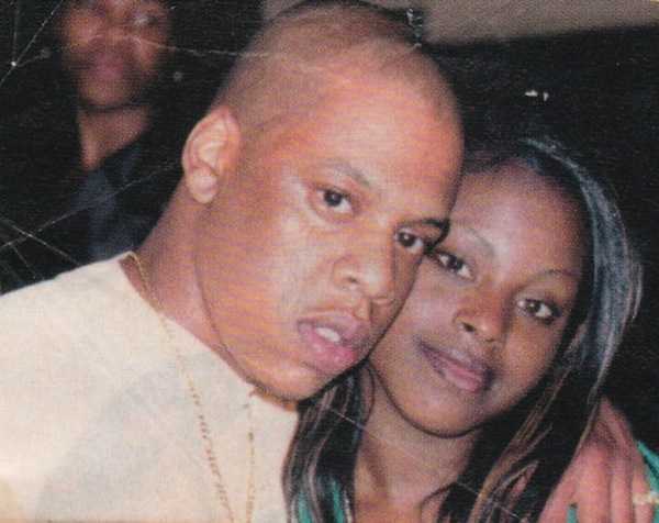 Jay-Z and Foxy Brown