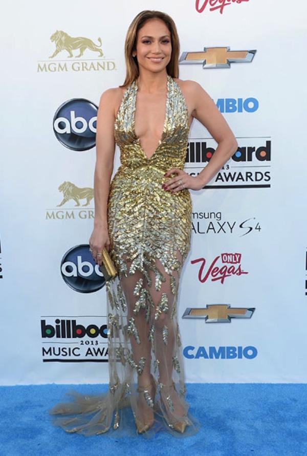 Jennifer Lopez Billboard Music Awards 2013