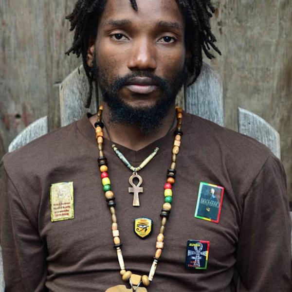 Reggae Artist Kabaka Pyramid