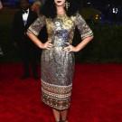 Katy Perry met gala 2013