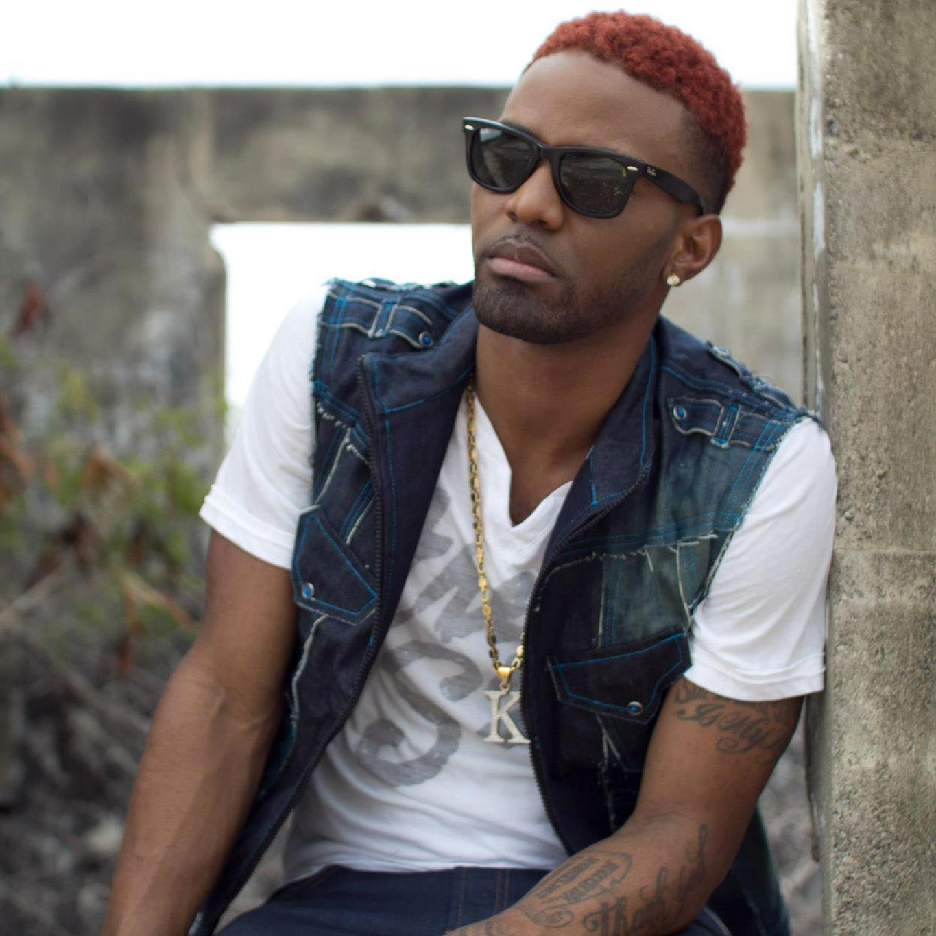 Dancehall artist Konshens photo