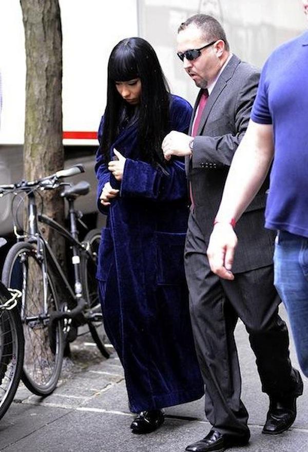 Nicki Minaj Other Woman