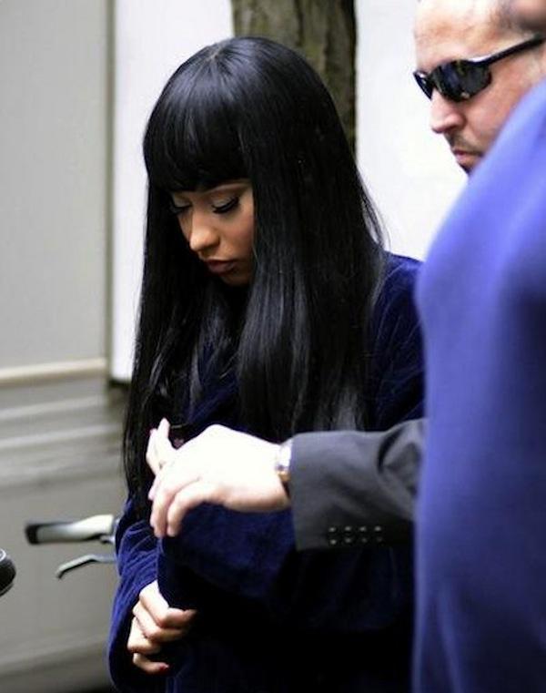 Nicki Minaj The Other Woman Film