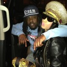 Nicki Minaj and Wale