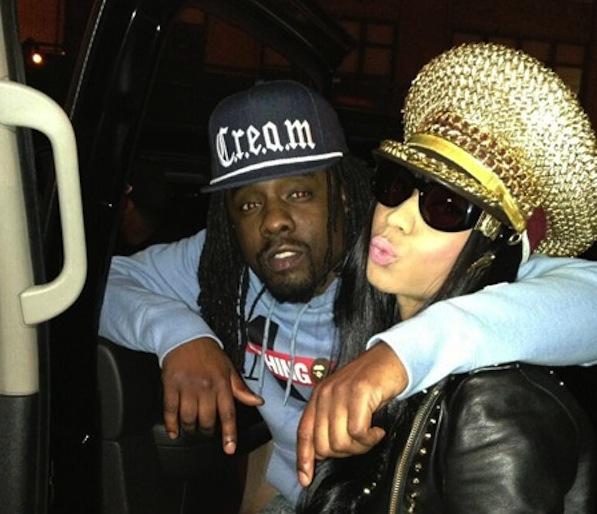 Nicki Minaj and Wale