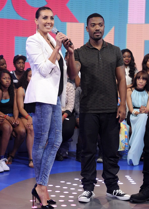 ray ja and luba 106 & park