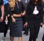 Rihanna Melisssa Forde