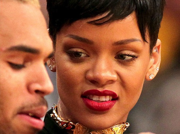 Rihanna and Chris Brown break up