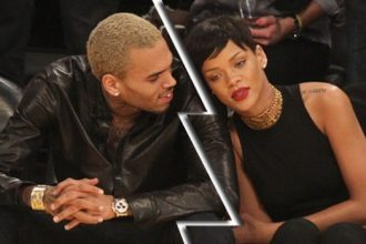 Rihanna End Chris Brown Relationship In Smoke, Burn Apology Letter