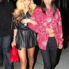 Rihanna blonde and melissa Forde