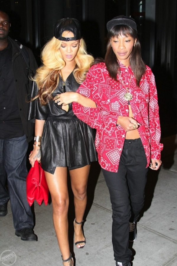 rihanna blonde and melissa forde urban islandz. Cars Review. Best American Auto & Cars Review