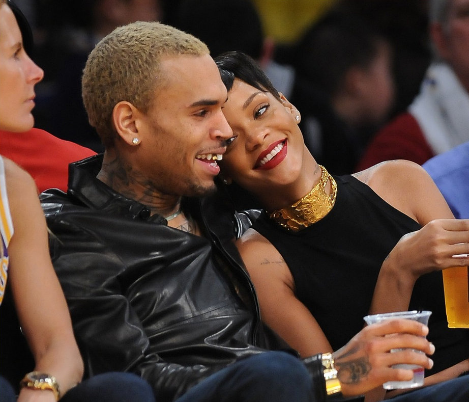 Rihanna chris brown break up
