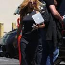 Rihanna going studio cali
