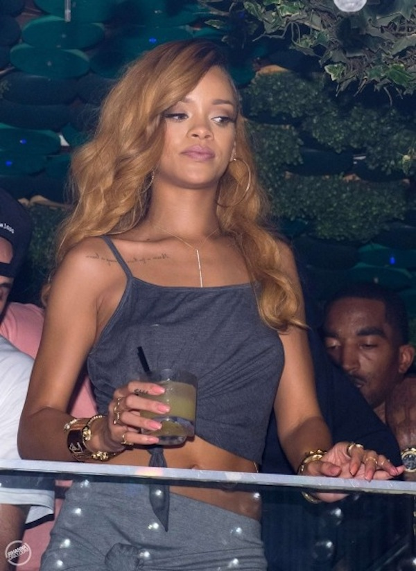 rihanna blast nba star jr smith calling him quotthirsty