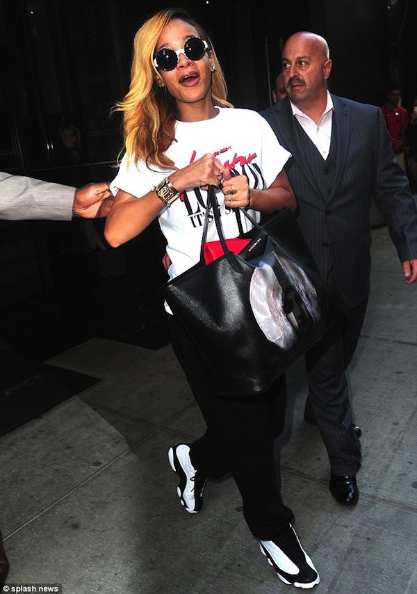 Rihanna lax 05192013