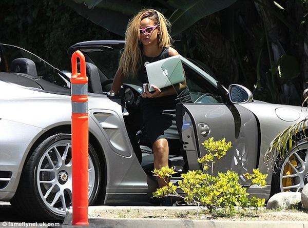 Rihanna mac