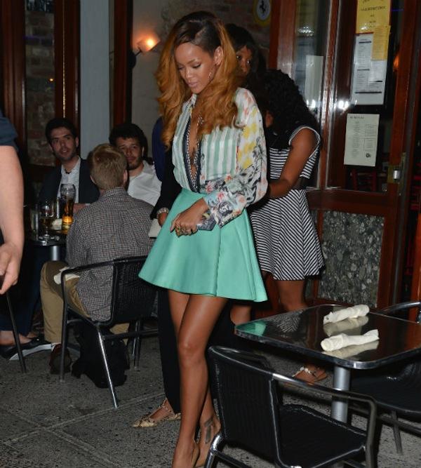 Rihanna nyc 05092013 3