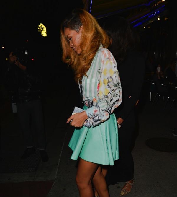 Rihanna nyc 05092013 4
