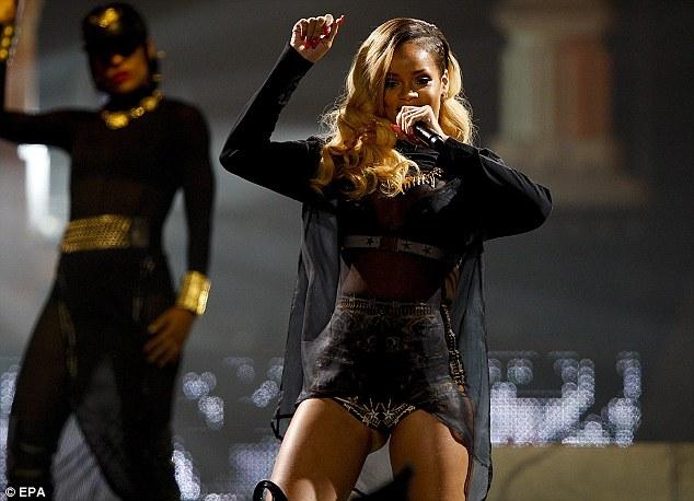 Rihanna portugal