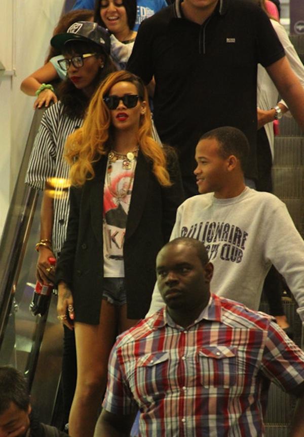 Rihanna rajad melissa nyc
