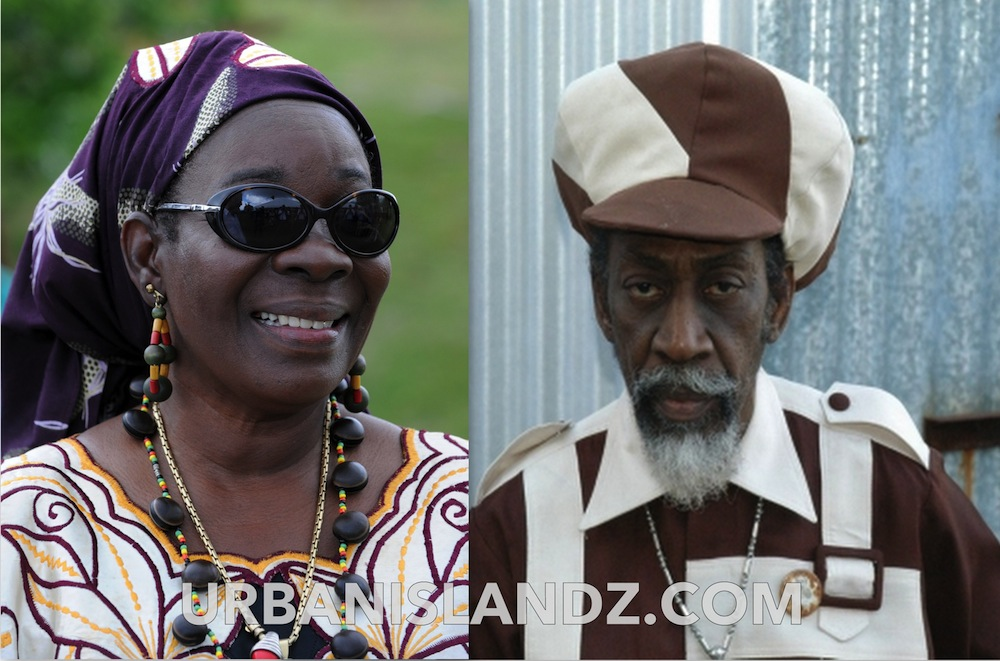 Did Bunny Wailer Disrespect Rita Marley In Open Letter To Ghana ?