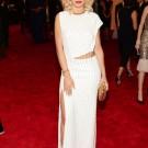 Rita Ora met gala 2013