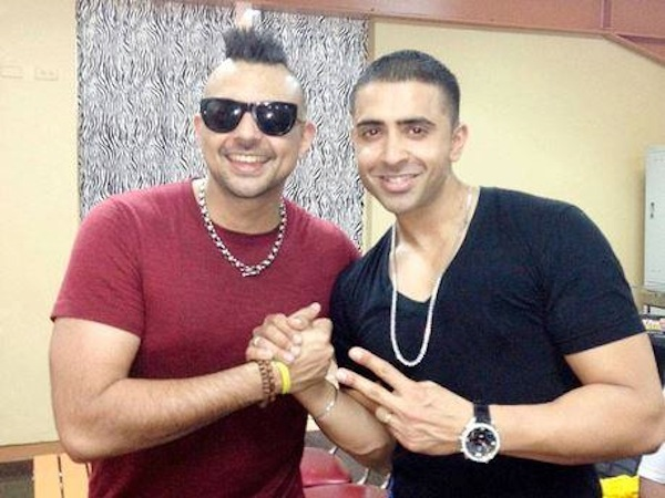 Sean Paul and Jay Sean