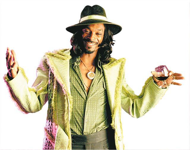 Snoop Lion Pimp