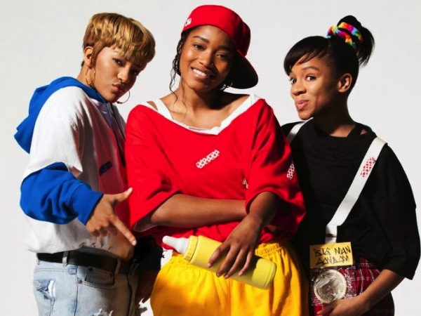 First Look: TLC Biopic With Keke Palmer, Drew Sidora, Lil Mama [PHOTO]