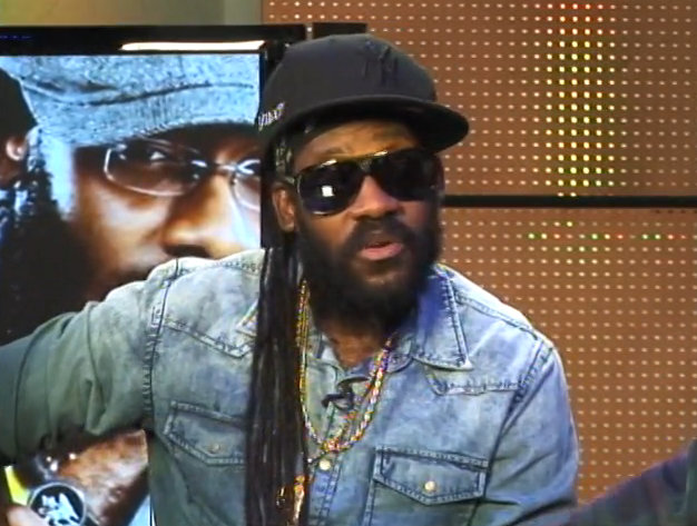 Tarrus Riley interview