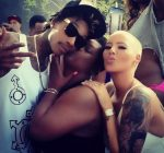 Wiz and Amber in Vegas