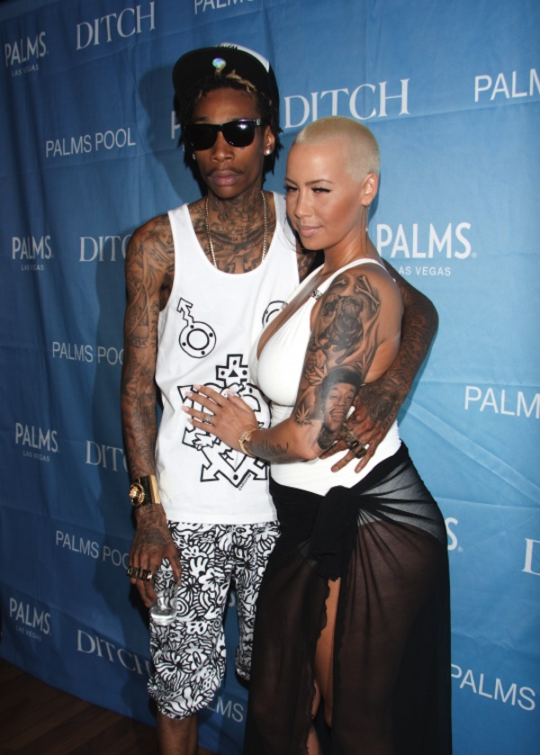 Wiz and Amber pic