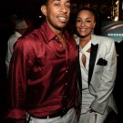 ludacris and girlfriend Eudoxie