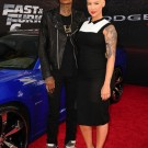 wiz khalifa and amber rose fast 6 premiere