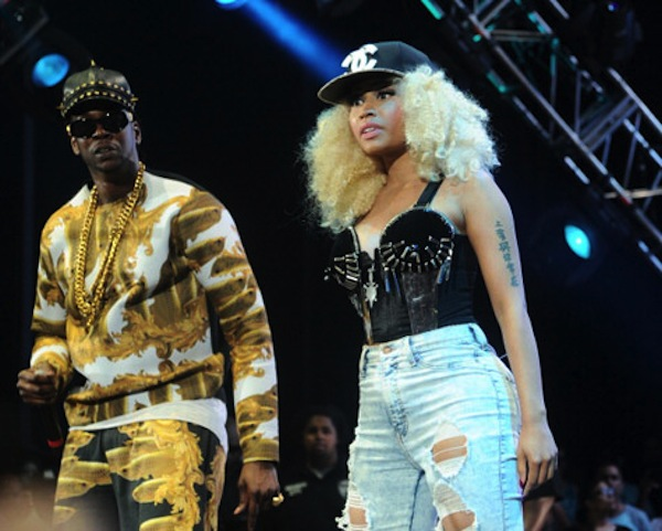 2 chainz and nicki minaj summer jam