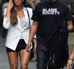 Beyonce and Jay-Z movie date nyc