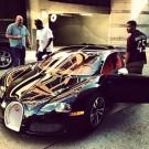 Drake bugatti veyron