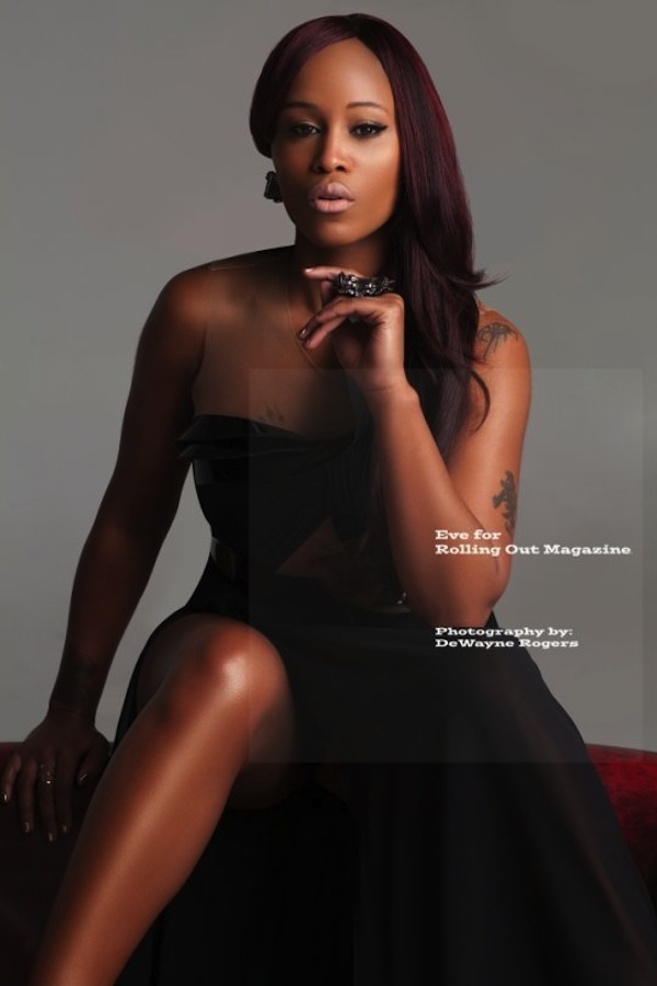 Eve Rolling Out Mag