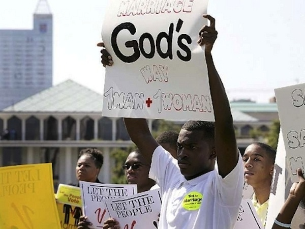 Jamaican Gays Planned Massive Protest Against Church