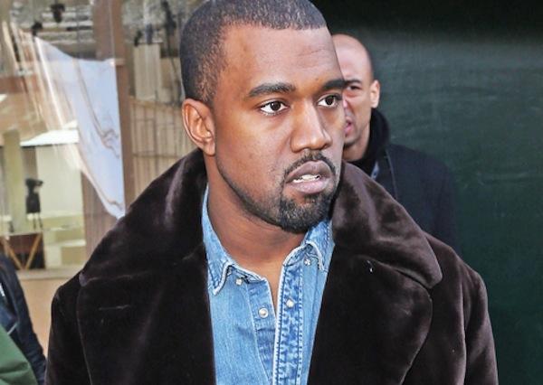 Kanye West 2014 photo