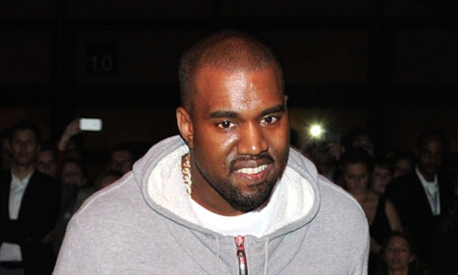 Kanye West new album Yeezus